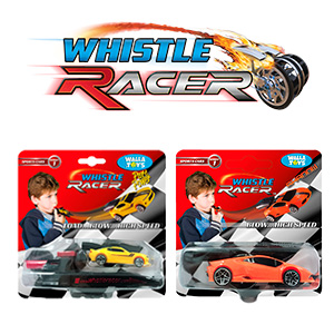 Whistle Racers